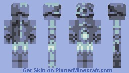 Fear Minecraft Skin