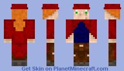 Pioneer Minecraft Skin