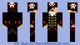Feromonas Minecraft Skin