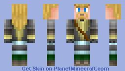 Fili (The 13 Dwarves) Minecraft Skin