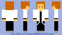 Ben 10 Minecraft Skin