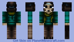 Finding Small-Foot. (T.R. Entry) Minecraft Skin