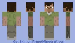 DravenMC Minecraft Skin