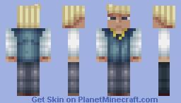 Flux Pavilion [Fluxilion!] Minecraft Skin