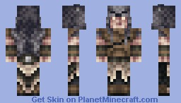 Follower of Romulus Minecraft Skin