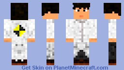 For Science Minecraft Skin
