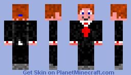 Formal Guy Minecraft Skin