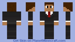 Flamemix12-Formal Wear Minecraft Skin