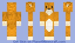 Le Wild Fox Minecraft Skin