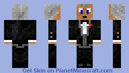 Frank Sinatra Minecraft Skin
