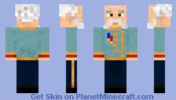 Franz Joseph I. Minecraft Skin