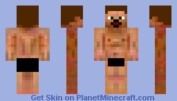 Freak (censored) Minecraft Skin