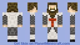 Friedrich Barbarossa Minecraft Skin