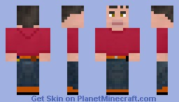 Frontier Electrician Michael (Inspiration Skin) Minecraft Skin