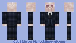 Silence Minecraft Skin