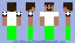Fun Fun Minecraft Skin