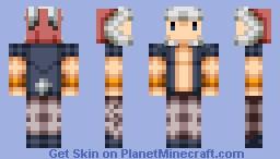 Fuuny Tootz [RPG] Minecraft Skin