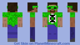 Casual Gl Minecraft Skin