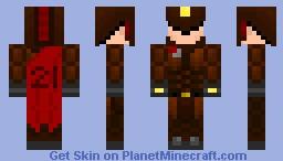 Roman Centurion Minecraft Skin