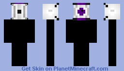 Neurotoxin Personality Core Minecraft Skin
