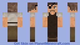 Blacksmith/ Shopkeeper #2 Minecraft Skin
