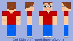 Gabe Newell! Minecraft Skin