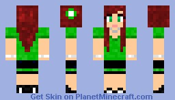 Gabrielle Minecraft Skin