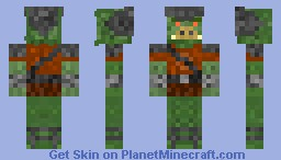Gamorrean Guard Minecraft