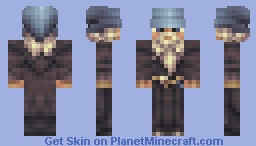 Gandalf the Grey Minecraft Skin