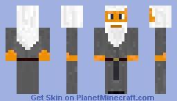 Gandalf the Grey Minecraft Skin