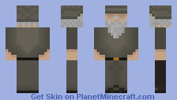 Gandalf The Grey [Lord of the Rings] Request Minecraft Skin