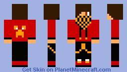 Gangsta Minecraft Skin