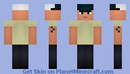 Gangster man(Request) Minecraft Skin