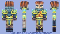 Garen [Skin Battle] Minecraft
