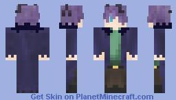 [Ib] Garry [Mac's Comeback!] Minecraft Skin