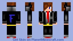 Fight KOS ! Minecraft Skin