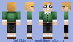 Geeky Gary Minecraft Skin