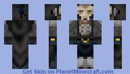 General Kael Minecraft Skin