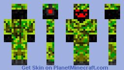 General Mathathias Minecraft Skin