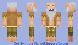 GenerikB HD Minecraft Skin