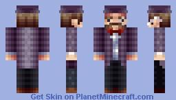 Gentleman Minecraft