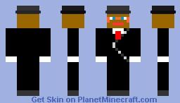 A Prospector Minecraft Skin