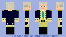 George Washington Minecraft Skin