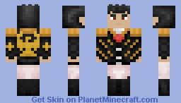 German: Kaiser 1 Minecraft Skin