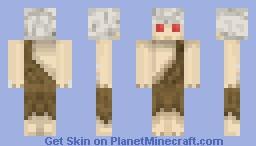 Ghast's Son. Minecraft Skin