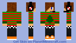 Sexiest Christmas Sweater Ever Minecraft Skin