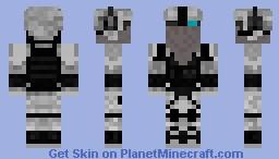 Ghost Recon Future Soldier Minecraft Skin