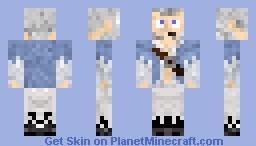 Gibbs (Pirates Of The Caribbean) Minecraft Skin