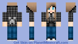 Girl Version - Minecraft Skin