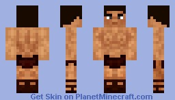 Gladiator Minecraft Skin